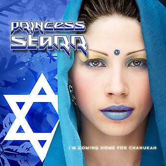Princess Starr - I'm Coming Home for Chanukah USA import