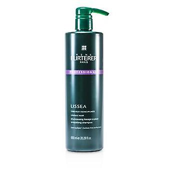 Rene Furterer Lissea glätten Shampoo – für widerspenstiges Haar (Salon-Produkte) - 600ml / 20,29 oz