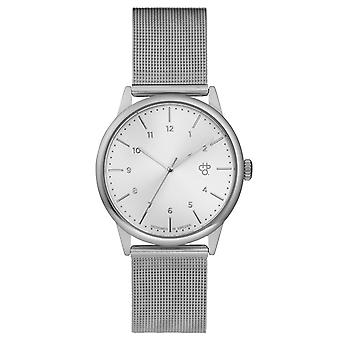 Cheapo Rawiya Watch - Silver