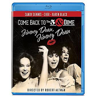 Come Back to the 5 & Dime Jimmy Dean Jimmy Dean [BLU-RAY] USA import