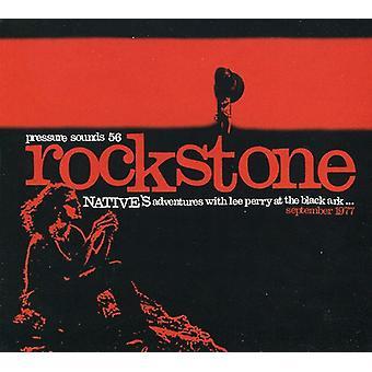 Native - Rockstone: Indfødte eventyr med Lee ridse Pe [CD] USA import