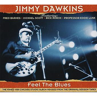 Jimmy Dawkins - Feel the Blues [CD] USA import