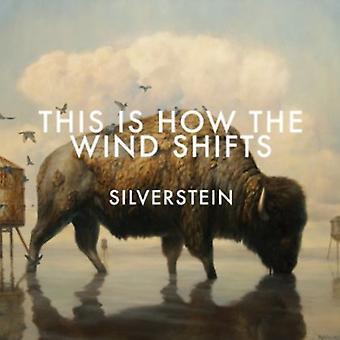 Silverstein - dette er hvordan the Wind Skift [CD] USA importerer