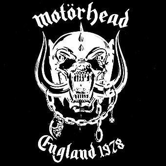 Motorhead - England 1978 [CD] USA import