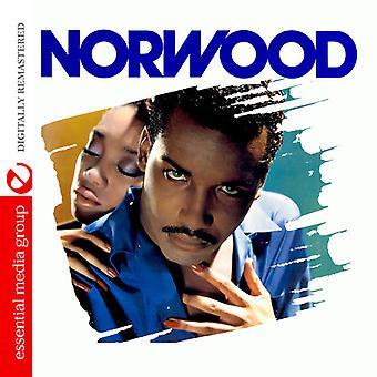 Norwood - ich kann nicht lassen Sie gehen [CD] USA import