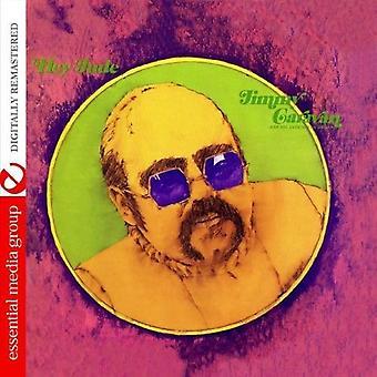 Jimmy caravana - importação EUA Hey Jude [CD]