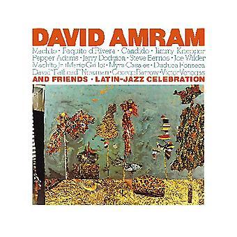 David Amram - Latin-Jazz Celebration [CD] USA import