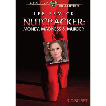 Nutcracker: Money Madness & Murder [DVD] USA import