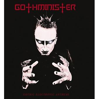 Gothminister - gotiska elektroniska Anthems [CD] USA import