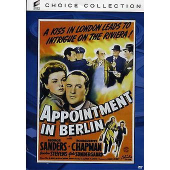 Appointment in Berlin (1943) [DVD] USA import