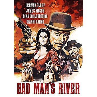 Bad Man's River [DVD] USA import