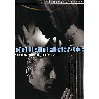 Coup De Grace [DVD] USA import