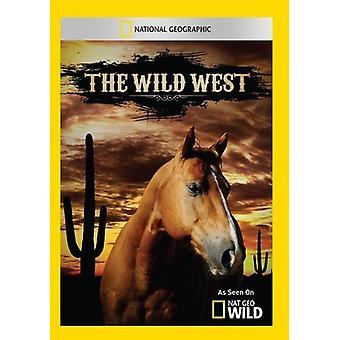 Importazione USA Wild West [DVD]