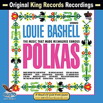 Louie Bashell - Polkas [CD] USA import