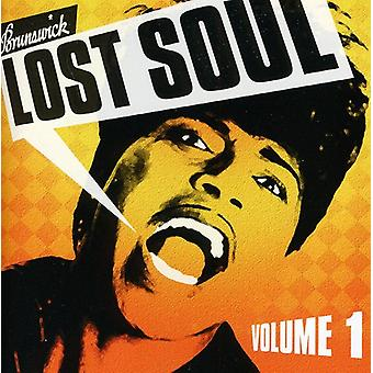 Brunswick Lost Soul - Vol. 1-Brunswick Lost Soul [CD] USA import