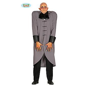 Butler Nosferatu vampire horror costume for men's one size