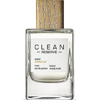 Clean Sueded Oud Eau de Parfum Spray 100 ml (Perfumes , Perfumes)