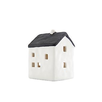 Light-Glow Small House with LED, Black