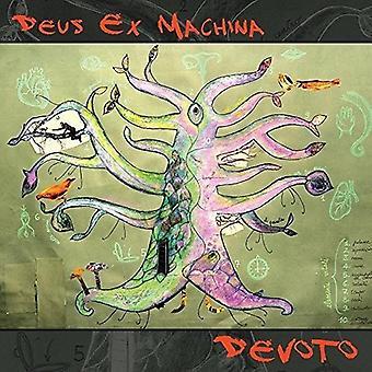 Deus Ex Machina - Devoto [CD] USA import