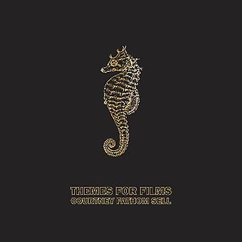 Courtney Fathom sælge - temaer for film [CD] USA import
