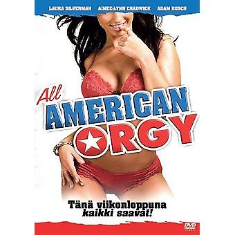 All American orgie (DVD)