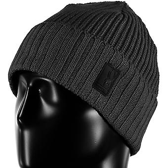 Spyder lifestyle lounge men's ski Cap dark grey ONE SIZE