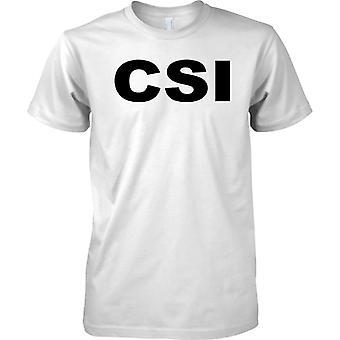 CSI - Crime Scene Investigation - para hombre T Shirt