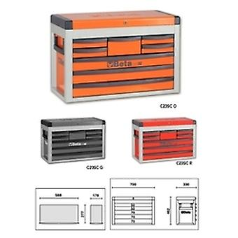 C23 SC-G Beta Portable Tool Chest With Eight Drawers