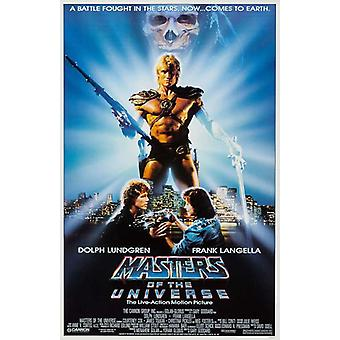 Masters of the Universe Movie Poster (11 x 17)