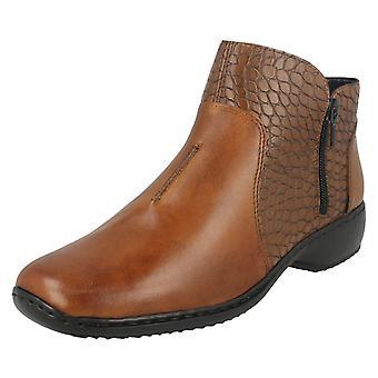 Ladies Rieker Ankle Boots L3869-24