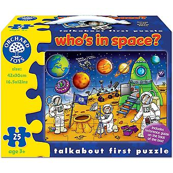 Orchard Toys Who's In Space?