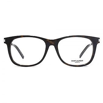 Saint Laurent SL 26 Glasses In Havana