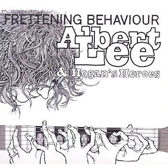 Albert Lee & Hogan's Heroes - Frettening Behaviour [CD] USA import