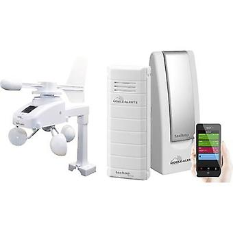 Wireless digital weather station Techno Line MA 10045 Mobile Alerts MA 10045 Forecasts for 12 to 24 hours