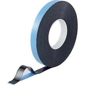 Double sided adhesive tape Blue-black (L x W) 30 m x 20 mm TOOL