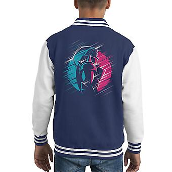 Fullmetal Alchemist Moon Kid's Varsity Jacket