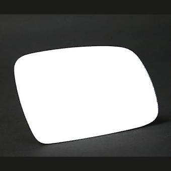 Right Stick-On Mirror Glass for PEUGEOT 307 Estate 2002-2007