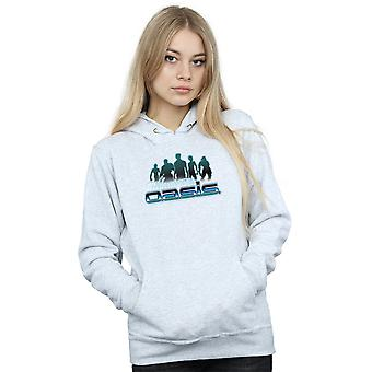 Ready Player One Women's Welcome To The Oasis Hoodie
