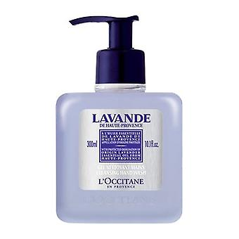 L Occitane Lavender Cleansing Hand Wash
