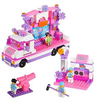 Sluban Stage 369 Girls Dream Car Parts (Babies and Children , Toys , Constructions)