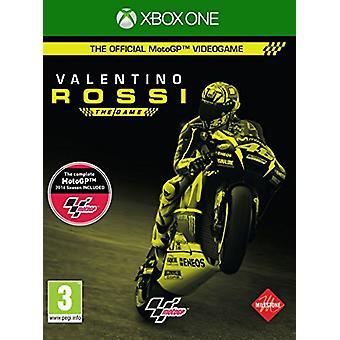 MotoGP16 Valentino Rossi (Xbox One) - Factory Sealed