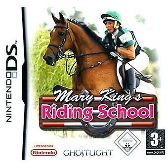 Mary Kings ridskolan (Nintendo DS)