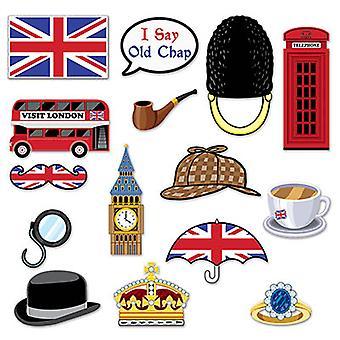 Британский фото весело знаки