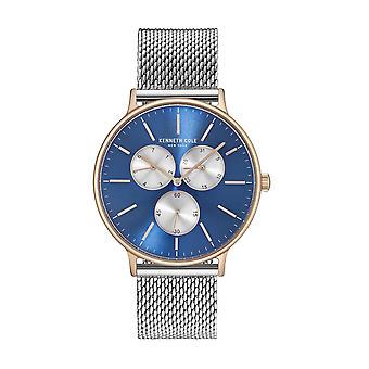 Kenneth Cole New York men's watch wristwatch stainless steel KC14946010