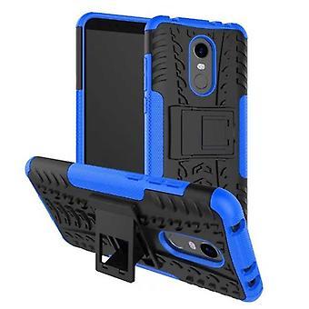 Hybrid case 2 stuk SWL buiten blauw voor Xiaomi Redmi 5 Pocket mouw cover bescherming nieuwe