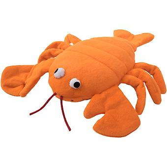 Petface Super Tough Plush Larry Lobster Dog Toy-