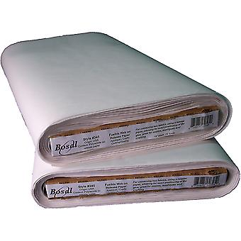 Splendid Web Plus Fusible Interfacing-Clear 15