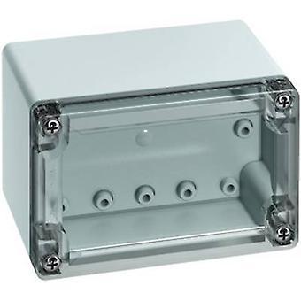 Spelsberg TG ABS 1208-9-aan Montagebeugel 122 x 82 x 85 acrylonitril butadieen styreen grijs-wit (RAL 7035) 1 PC (s)