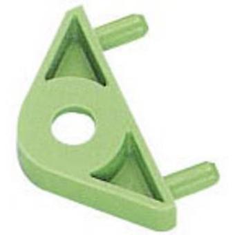 Phoenix Contact UMK - BF DIN rail involucro (elemento di fissaggio) poliammide verde 1/PC