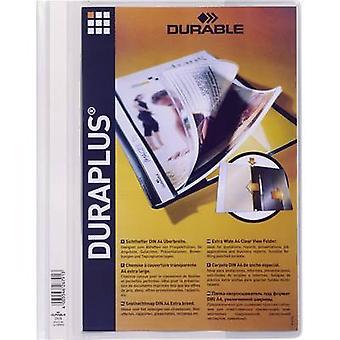 Durable carpeta 2579-02 blanco A4 1 PC
